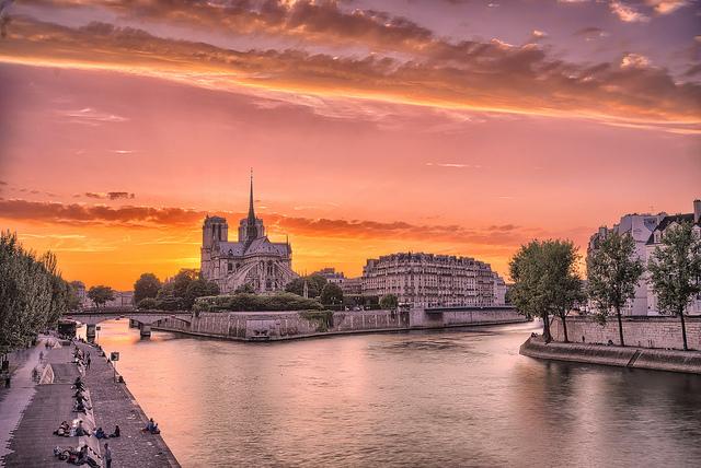 Hotel vicino Notre Dame