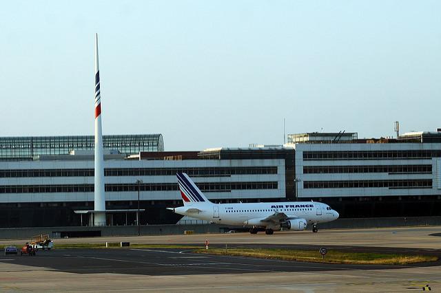 Aeroporto Charles <br>de Gaulle